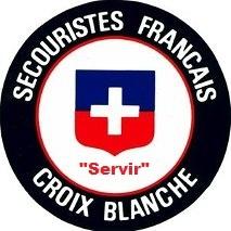 Logo Croix blanche - Servir